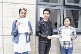 Lambeth Academy Students Receive GCSE Results