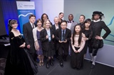 LAMBETH ACADEMY STUDENTS AND STAFF AWARDED PRIZES AT NATIONAL AWARDS CEREMONY