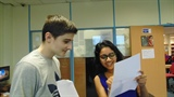 A Level Results Day