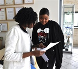 Students Celebrate GCSE Results